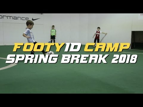 FootyID Camp | SPRING BREAK 2018