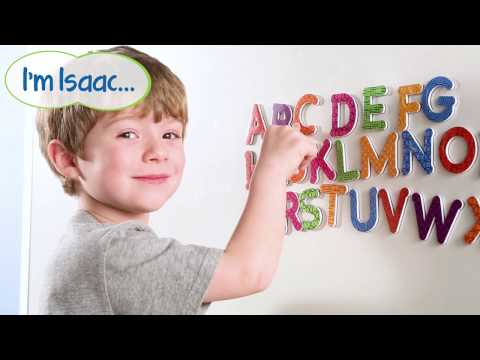 Magnetic Letters, Numbers & Shapes