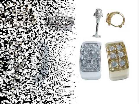 Alexka joyas fabricantes de joyer a en oro laminado for Joyas banadas en rodio