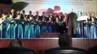 Coro Universitario UASD - Von Gebirge Well auf Well / Canciones de Amor