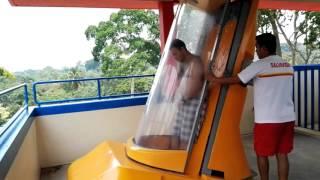 tobogn cpsula caida libre parque xocomil guatemala retalhuleu irtra abril 2016