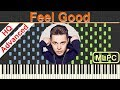 Felix Jaehn x Mike Williams - Feel Good I Piano Tutorial & Sheets by MLPC