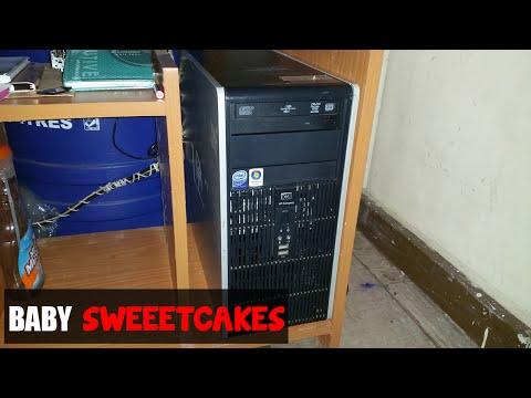 My Build: Baby SweetCakes (HP Compaq dc5800 Intel Core 2 Duo E7500 2.93GHz custom rebuild)