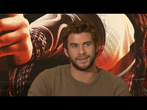 The Hunger Games: Catching Fire - London Press Conference part 2 of 2 (Liam Hemsworth)