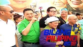 Otso Diretso, nagbahay-bahay sa Caloocan para simulan ang kampanya