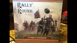 Rally Round the Flag -- Corps Command Part 1