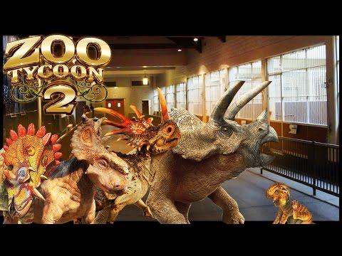 Ceratopsians House walk through