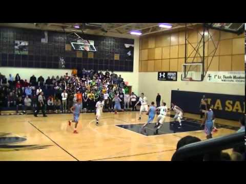 Catholic League Basketball - Father Judge vs La Salle College High School