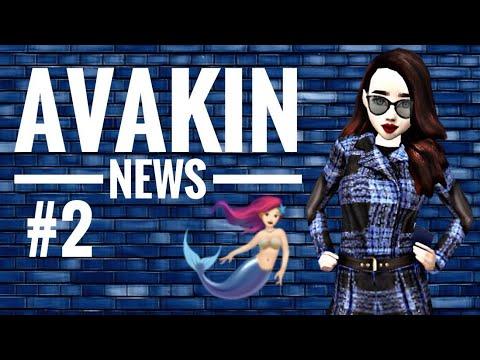 Avakin Life NEWS #2 | Новости из мира Avakin Life | 29.07.2018 | 🧜🏻♀️