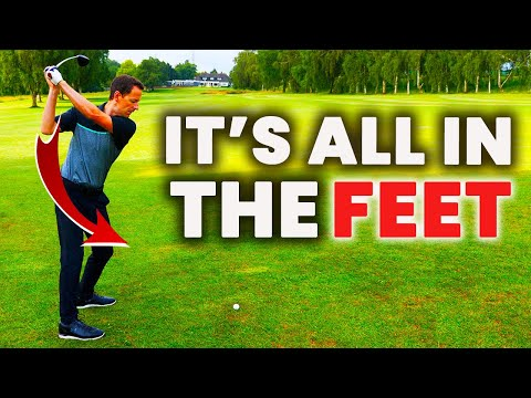 INCREDIBLE DRILL TO START THE DOWNSWING CORRECTLY - The Effortless Golf Swing