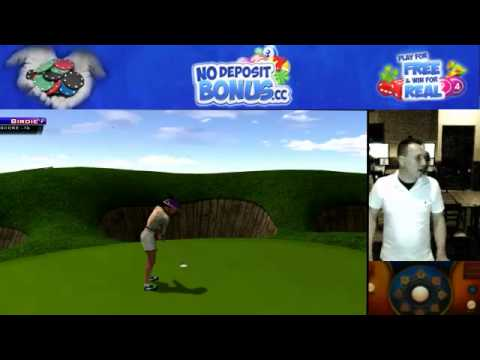 Andy Haas 'Ship It' Golden Tee Daily Sickness Part Deux