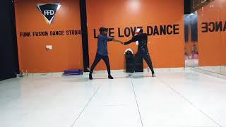 O mai meri kya fiker tuj.  Teri Mitti __Experimental dance Choreography by Shubham ALien 2019