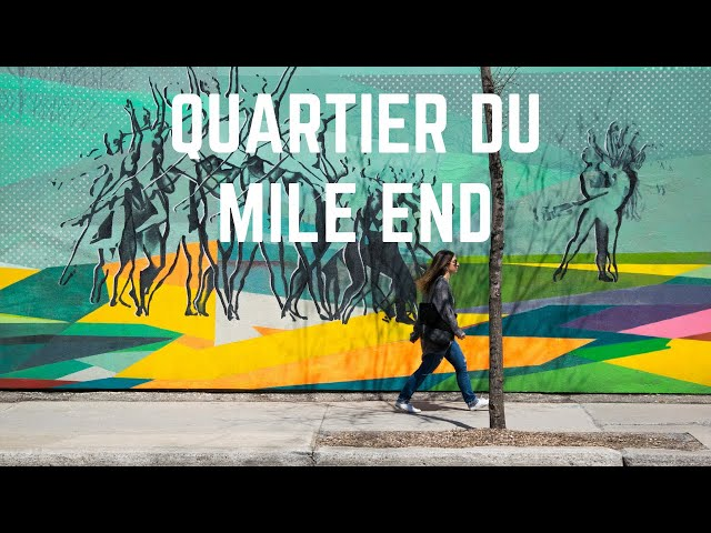 MILE END | MONTREAL | #QUEBEC | 🎥 SONY AX100 | GoPro 6