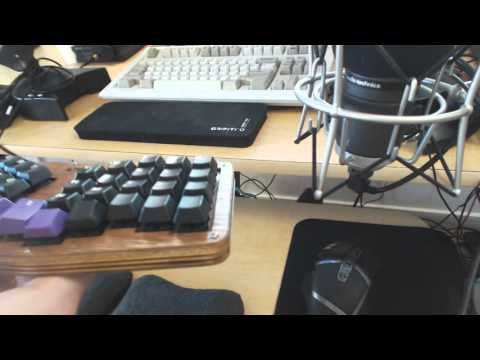 The Atreus Keyboard