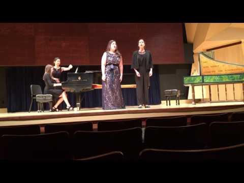 Bacarolle, Offenbach, Hannah Falestiny & Arienne Fort Connock