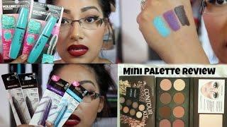 Dollar Tree Haul 2015 Milani Cosmetics Maybelline & Contour & Highlight Swatches - Alexisjayda