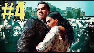 THOSE DAMN CLOWNS!!! - Dead Rising 1 Walkthrough Part 4 Gameplay Lets Play Playthrough