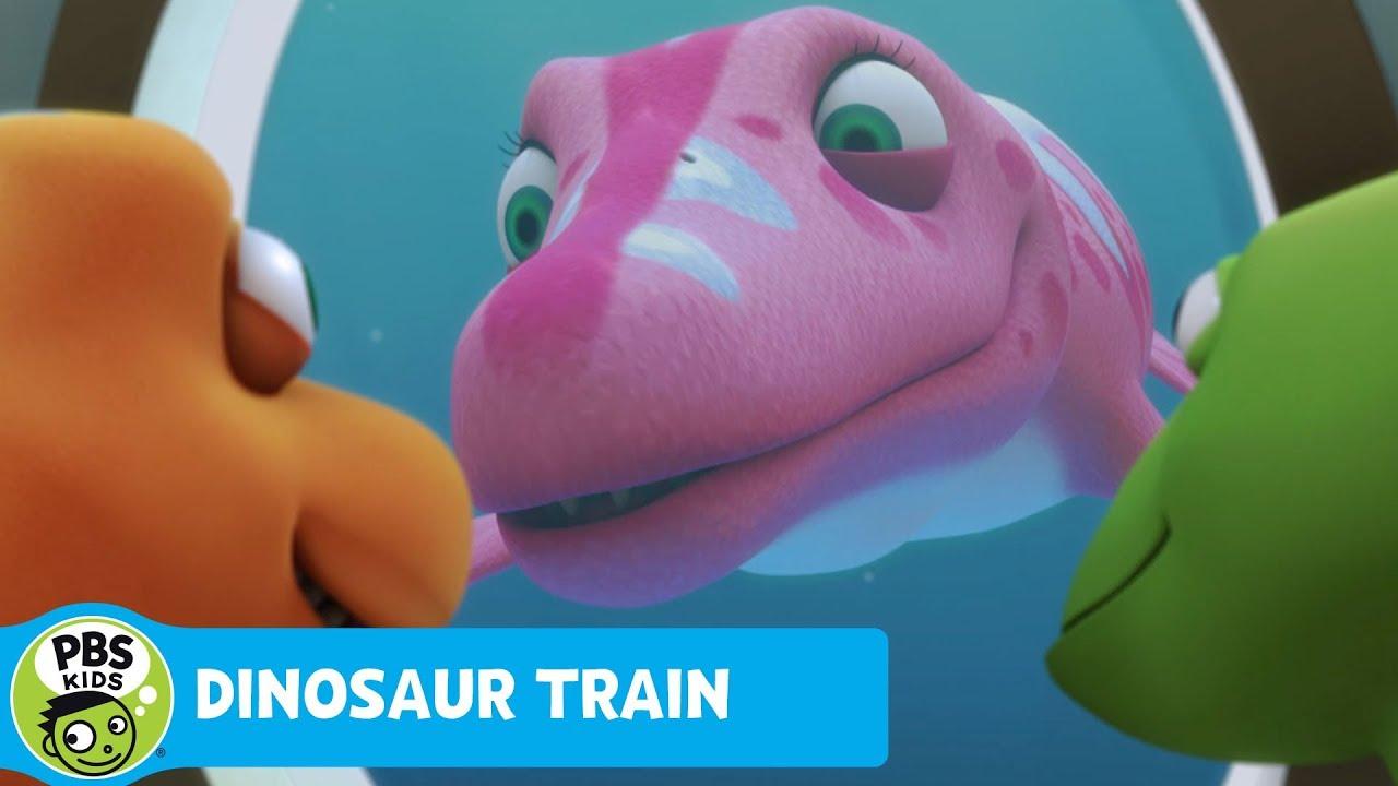 DINOSAUR TRAIN | The Kids Meet Maisie | PBS KIDS - YouTube