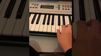 Baby Shark Virtual Piano