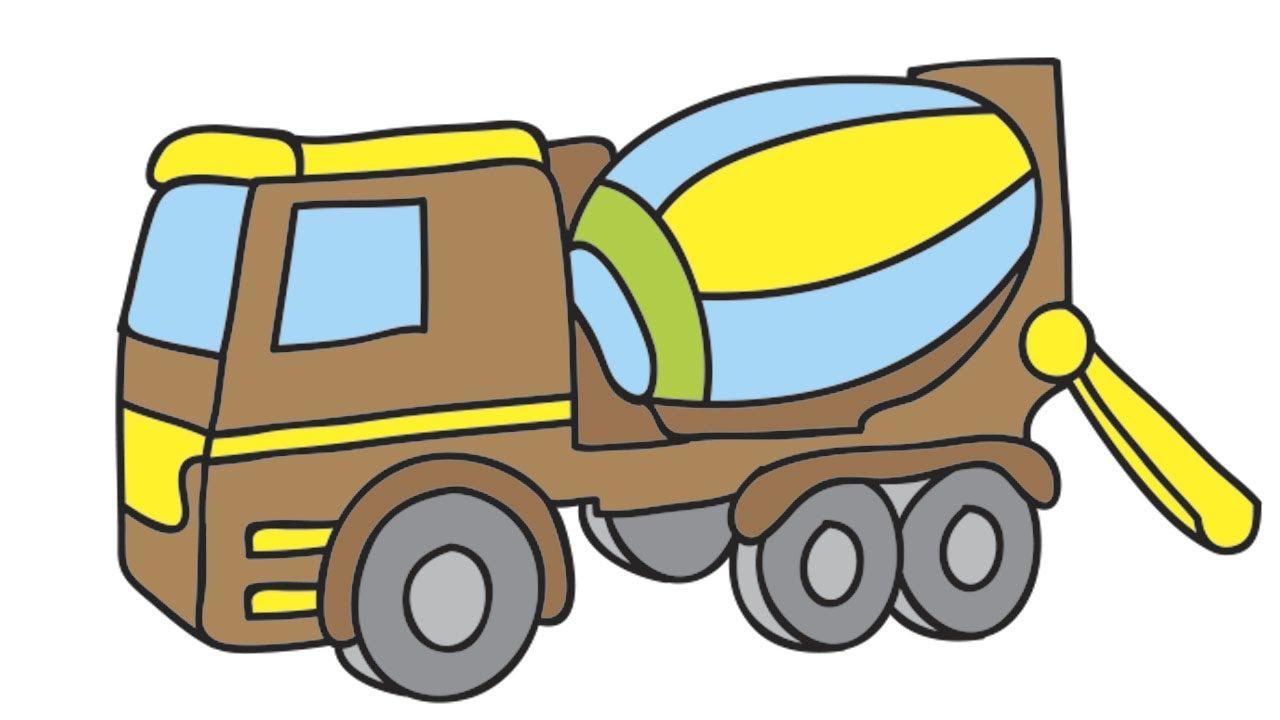 Развивающий мультфильм-раскраска для малышей - Мои игрушки ...