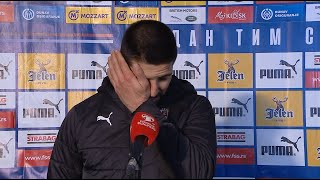 Mitrović u Suzama Nakon Obaranja Rekorda: Ovo Sam Sanjao Kao Dete   SPORT KLUB FUDBAL