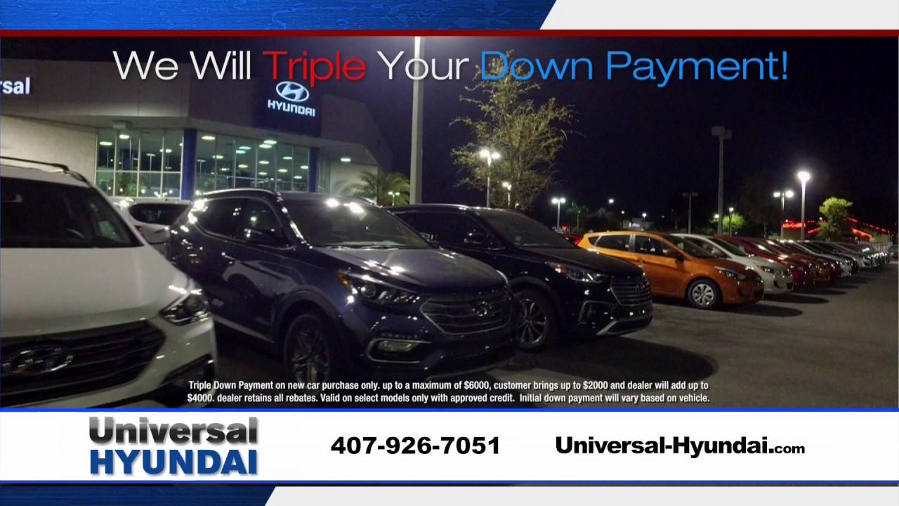 Universal Hyundai - Memorial Day Credit Union Sale! - YouTube
