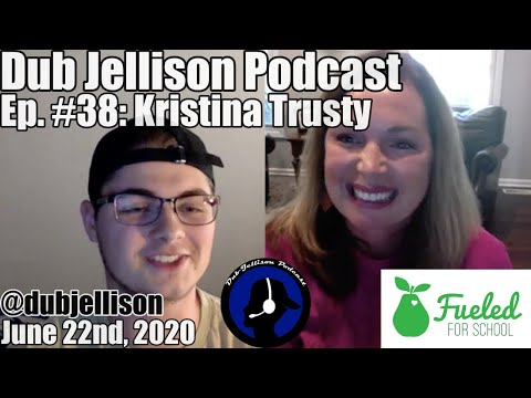 Episode #38: 25% OF KIDS ARE FOOD INSECURE? HOW DOES FUELED FOR SCHOOL HELP THEM? W/ Kristina Trusty