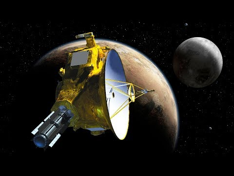 Pluto: New Horizons Talk