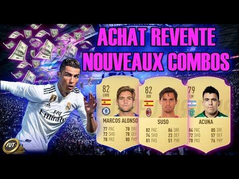 FIFA 19 ACHAT REVENTE  30K PAR JOUR  NOUVEAUX COMBOS