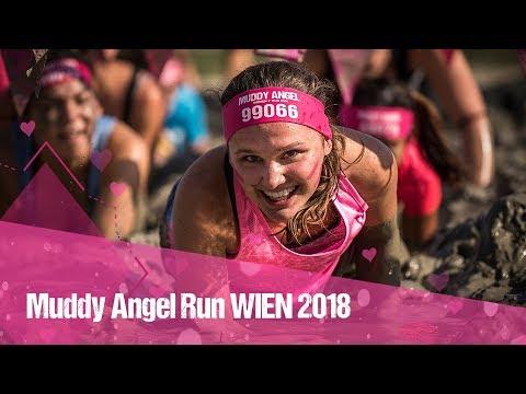 Muddy Angel Run Wien 2018 Youtube