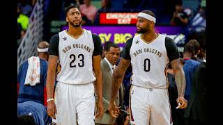 09a413d2 Did Anthony Davis say he didn't want Demarcus Cousins on the team this  season