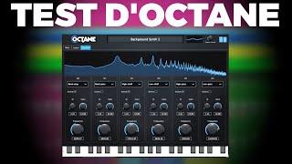 Review Octane (SonicSounds) - Devenir Beatmaker