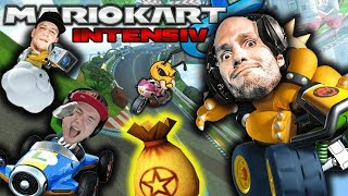 INTENSIVES Mario Kart 8 mit der Crew! - Flying Uwe
