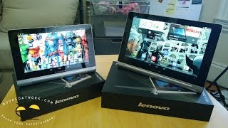 Lenovo Yoga Tablet( 8 & 10-inch) Unboxing
