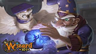 Wizard101 new harmattan maxios treasure card spell life efreet