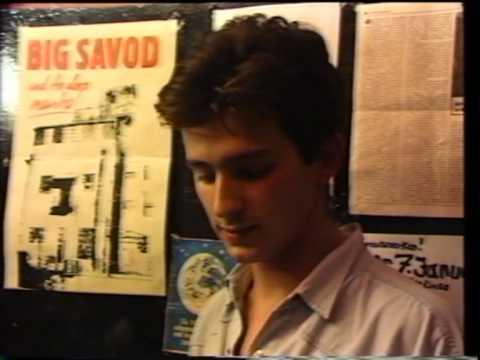Big Savod And The Deep Manko   Live + Interview 1989 Berlin Friedrichsfelde-Ost FO - OFFGROUND