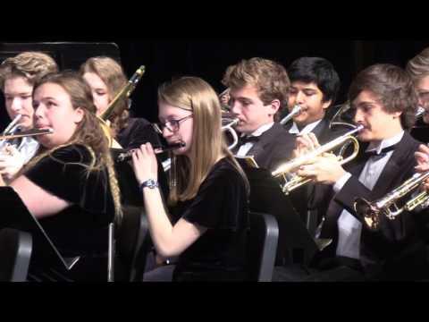 Lindbergh High School  Spring Concert  Symphonic Band  April 27, 2017