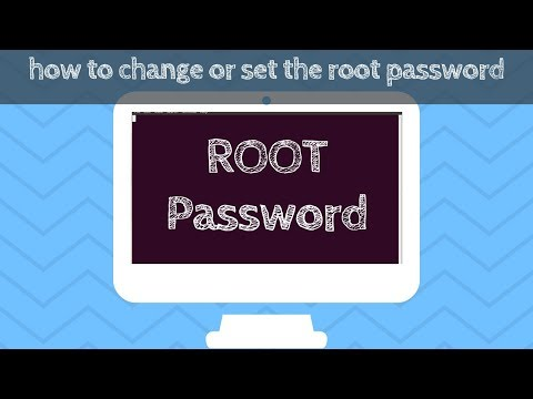 How To Change Or Set The Root Password In Any Linux Distribution(ubuntu, Linux Mint Etc)