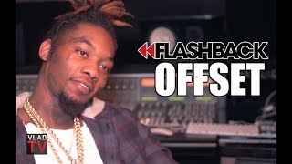 Flashback: Offset on 300 Ent. Friction, Lyor Cohen Blocking Young Thug Project