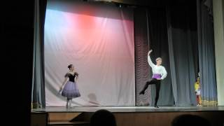 'Тарантелла','Китайский танец' Балетная студия 'Шене'