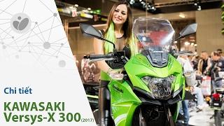 Xe.Tinhte.vn - Chi tiết về Kawasaki Versys-X 300 ABS 2017