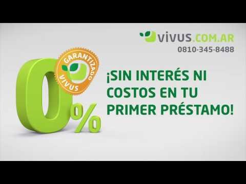 Prestamos por internet: 0% interés y sin comisiones en tu primer préstamo, solo en Vivus de YouTube · Duración:  16 segundos