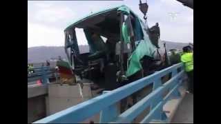 تفاصيل فاجعة سطات Accident SETTAT le 10/10/2012