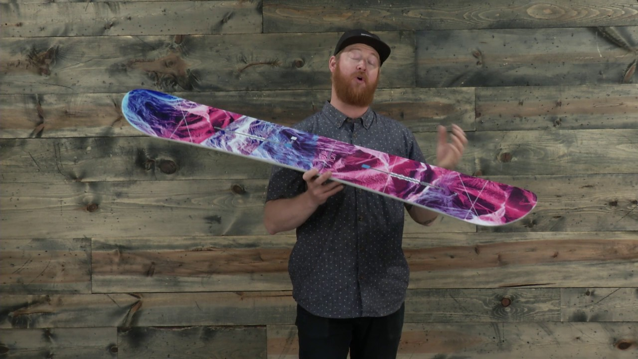 2017 burton feelgood snowboard review – the-house - youtube