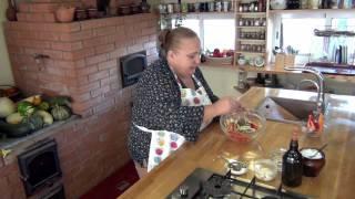 Вкусно с мамой Олей. Салат из сырого кабачка. Необычные рецепты