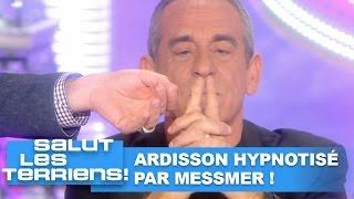 Thierry Ardisson hypnotisé par Messmer dans