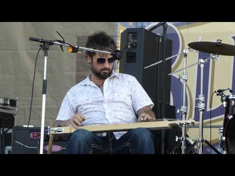 Anthony Rosano & The Conqueroos - 28 Days - 6/3/17 Western MD Blues Festival