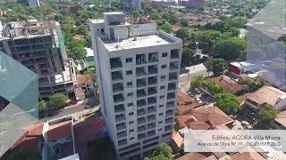 Avance de Obra: Edificio ÁGORA Villa Morra - Diciembre 2020