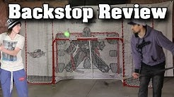 HockeyShot Backstop Review