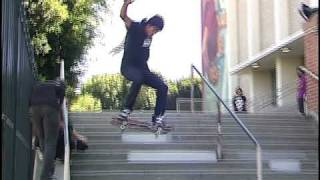 Moose Backside 360's at Hollywood high 12